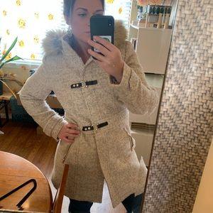 Ivanka trump pea coat